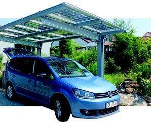 solar carport bausatz metall bundesweit liefern. Black Bedroom Furniture Sets. Home Design Ideas