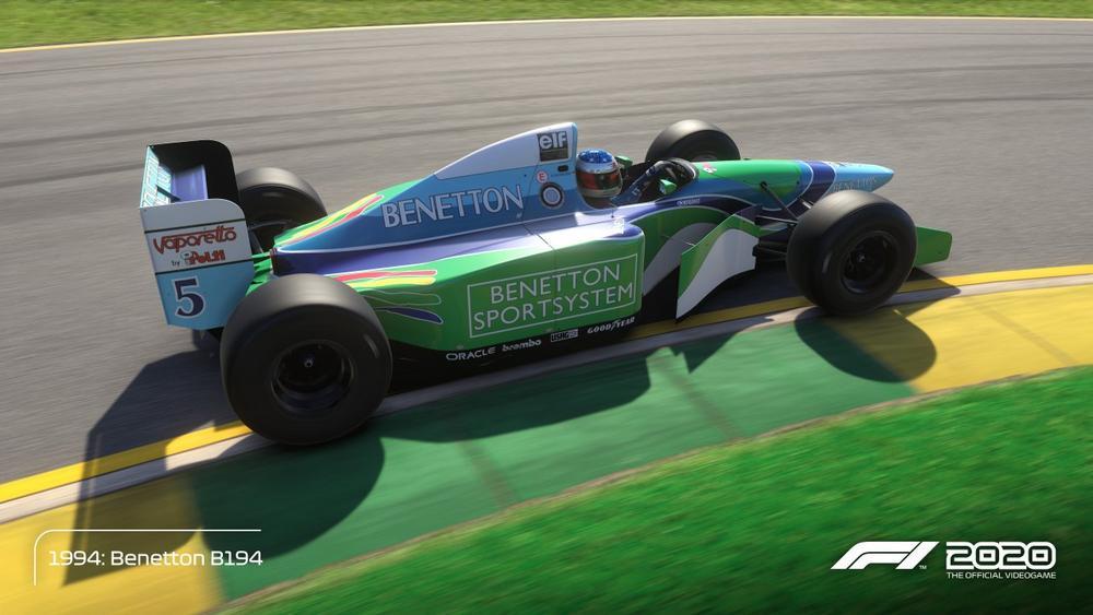 F1® 2020: Mit der